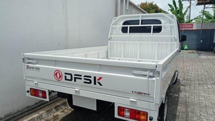 Info Mobil Terbaru, Super Cab Produk DFSK Paling Laris di Lampung