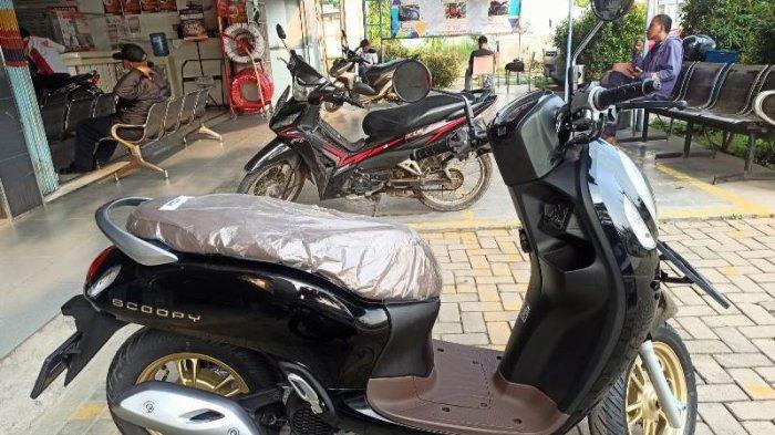 Info Motor, Berikut Informasi Harga Motor Honda Scoopy All New di Bulan Oktober