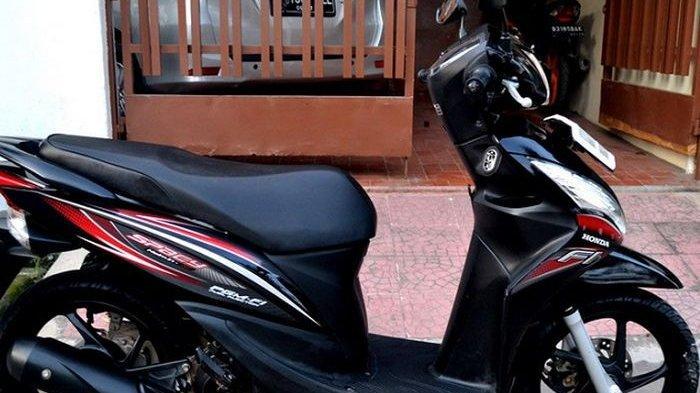 Info Motor Terbaru, Harga Motor Bekas Honda Spacy Fi All Series Mulai Rp 5 Jutaan