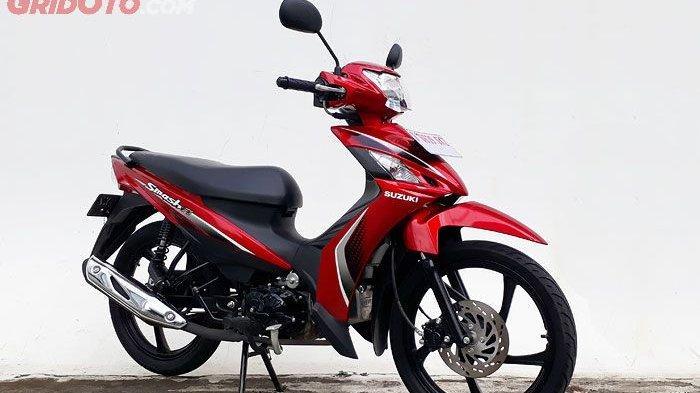Info Motor Terbaru, Berikut Harga Motor Bekas Suzuki Smash FI Terkini