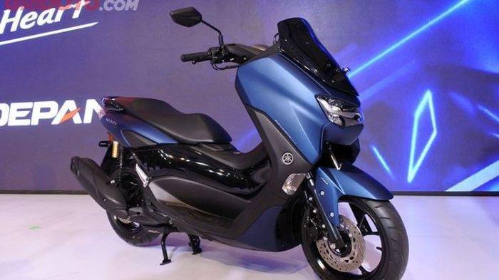 Info Motor Terbaru, Berikut Harga Motor Bekas Yamaha Nmax di Bulan Oktober