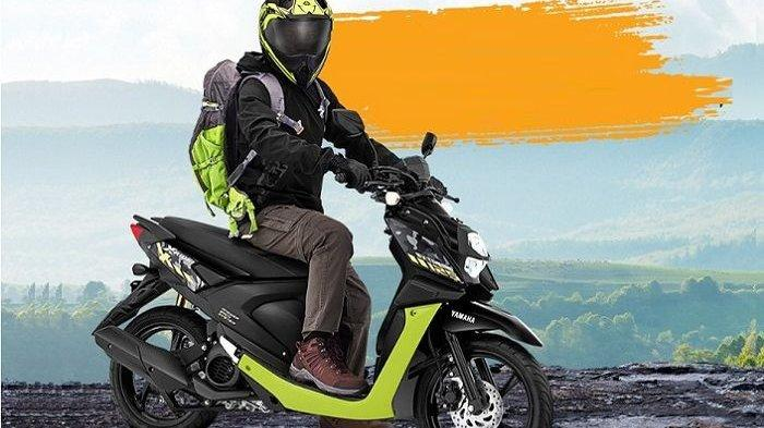 Info Motor, Harga Yamaha x Ride Bekas Mulai Rp 7 Jutaan