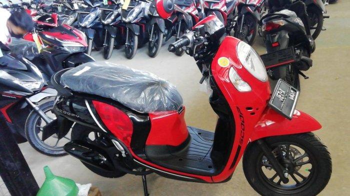 Info Motor Terbaru, Motor Honda Scoopy Terbaru Dilengkapi Sistem Keyless