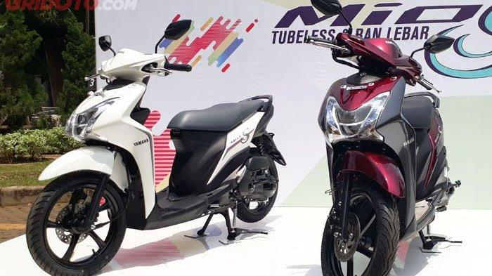 Info Motor Terbaru, Harga Motor Bekas Yamaha Mio S 125 Terkini