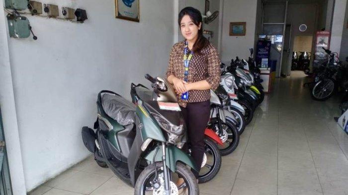 Info Motor Terbaru, Promo DP Rendah Pembelian Yamaha Gear di PT Lautan Teduh