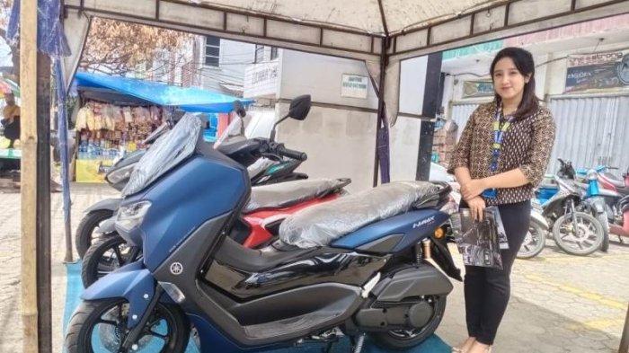 Info Motor Terbaru, Promo Yamaha Nmax Oktober 2021 di Lautan Teduh Bandar Lampung