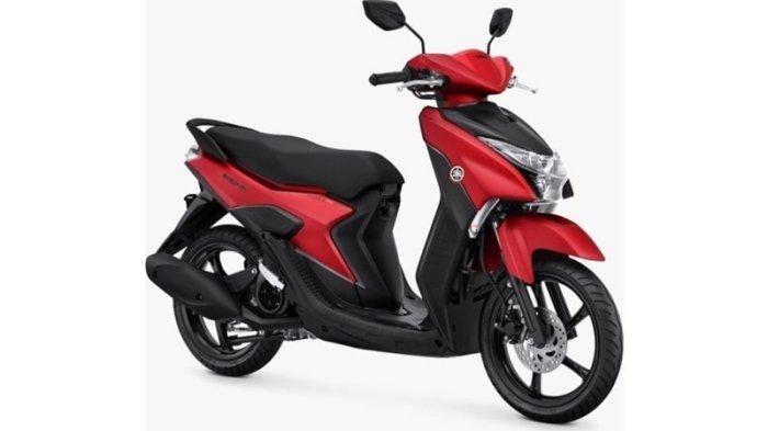 Info Motor Terbaru, Motor Yamaha Gear 125 S Dilengkapi Fitur untuk Hemat Bahan Bakar