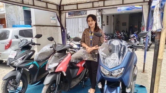 Info Motor Terbaru, Promo Nmax di Lautan Teduh Lampung Oktober 2021