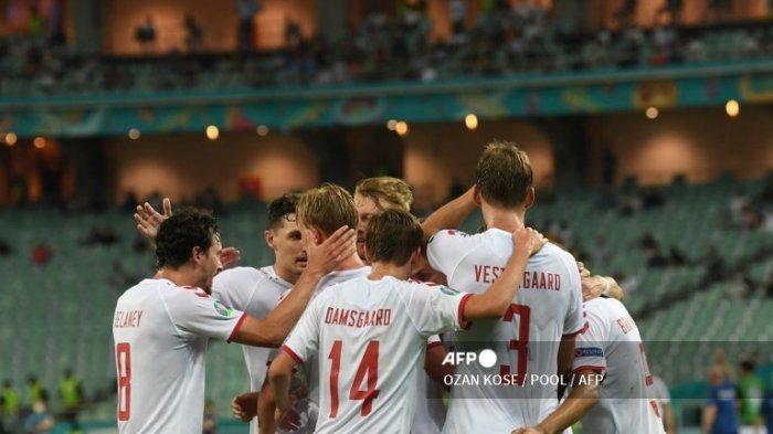Ilustrasi. Simak, jadwal Euro 2020 memasuki fase semifinal Euro 2020, antara Inggris vs Denmark yang akan dilangsungkan pada Kamis, 8 Juli 2021 malam ini. Dr Victor Thompson unggulkan Denmark di semifinal Euro 2020.