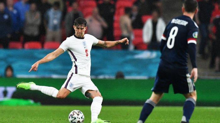 UPDATE Hasil Pertandingan Euro 2020, Inggris vs Skotlandia Berbagi Skor Imbang di Babak Pertama