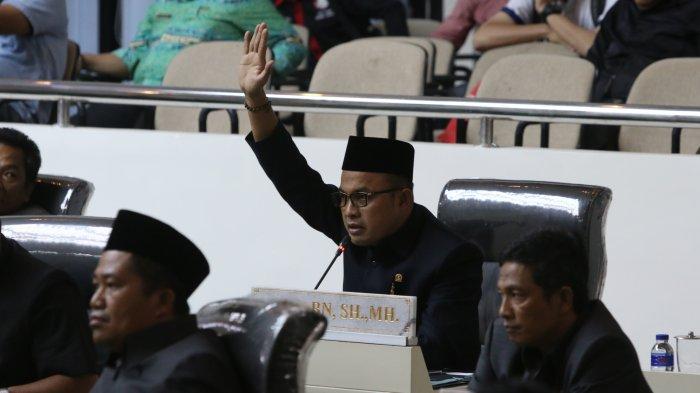Resmi, 8 Fraksi Bulat Dukung Pansus Dugaan Politik Uang Pilgub Lampung