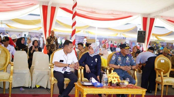 IPC Panjang Tuan Rumah Peringatan Emas 50 Tahun K3 Provinsi Lampung