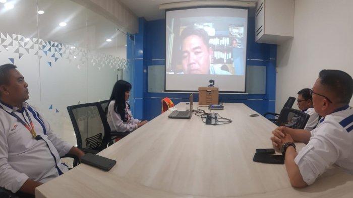 IPC Panjang Lakukan Customer Visit Secara Online