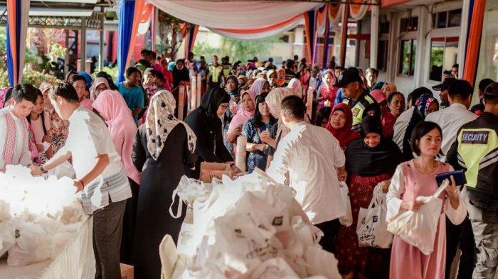Pemkot Metro Gelar Pasar Murah Pertengahan Juli