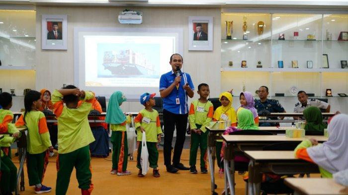SD Alam Lampung Lakukan Outing Class Di IPC Panjang