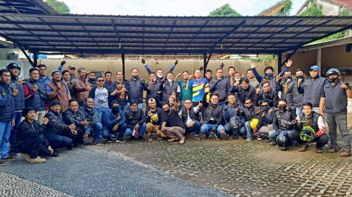 IPC Panjang Gelar Saturday Morning Riding Jilid III Tour De Krui