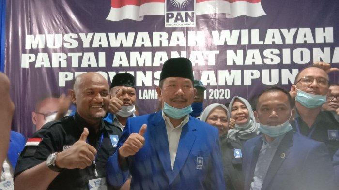 Susunan Pengurus DPW PAN Lampung Periode 2020-2025