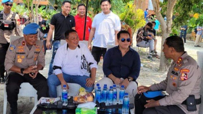 Kadiv Hubinter Irjen Johny Asadoma: Luar Biasa, Ternyata Ada Pulau Tegal Mas yang Indah di Lampung