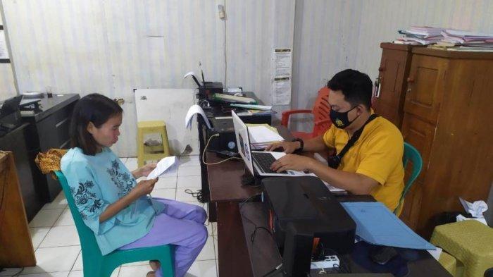 Simpan Sabu di Lemari, IRT di Kotabumi Lampung Utara Diringkus Polisi