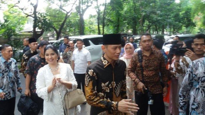Kode Keras Dukungan Partai Demokrat ke Koalisi Jokowi