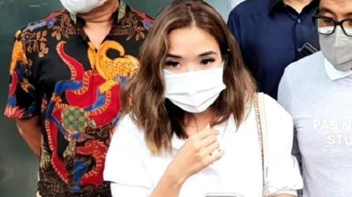 Artis Gisella Anastasia Khawatir Ditahan Setelah Jadi Tersangka