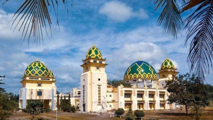 Pemkab Lampung Timur Siapkan Islamic Center Sukadana untuk Tempat Isolasi Covid-19