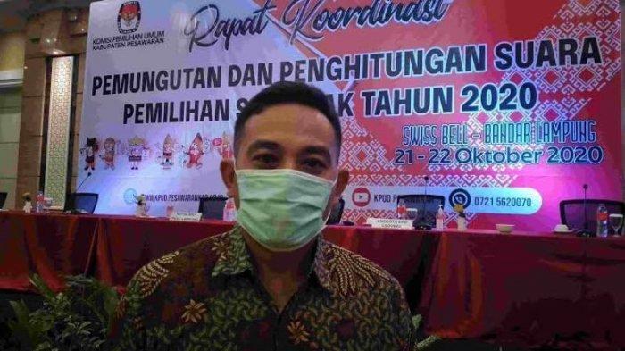 KPU Lampung Minta KPU Kabupaten/Kota Segera Tetapkan Paslonkada Terpilih