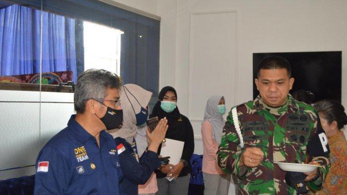 Istri Dandenpom II/3 Dirikan Cabang Klinik Kecantikan Dian Aesthetic di Lampung