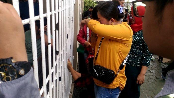 Istri Korban Tewas Kerusuhan Register 45 Mesuji Sebut Tak Adil Pembunuh Suaminya Masih Hidup