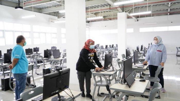 Itera Siapkan 440 Unit Komputer untuk Tes CPNS Lampung