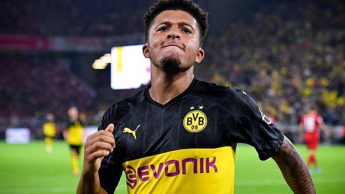 Manchester United Gagal Dapatkan Tandatangan Bintang Borussia Dortmund Jadon Sancho