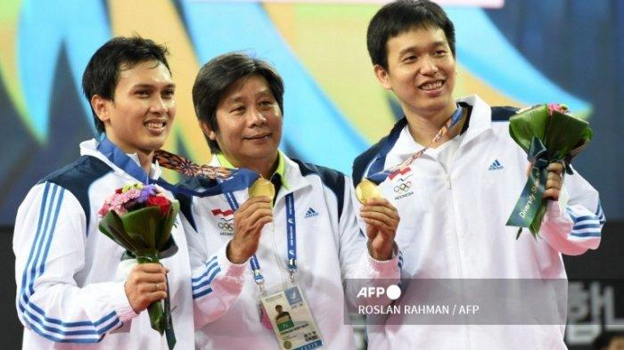 Olimpiade Tokyo 2020, Pelatih Badminton Ganda Putra Angkat Bicara Soal Hasil Undian