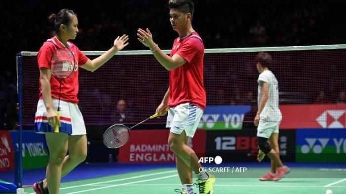 Olimpiade Tokyo 2020, Pembagian Grup Badminton Pasangan Praveen/Melati Ketemu Tuan Rumah