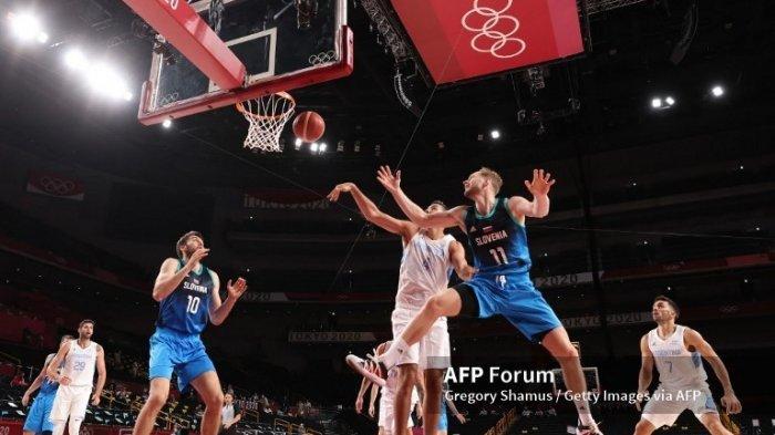 JADWAL Basket Olimpiade Tokyo 2020 Semifinal, USA vs Australia dan Prancis vs Slovenia