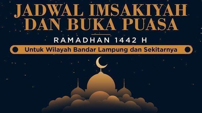 Jadwal Buka Puasa Hari Ini di Lampung 28 April 2021