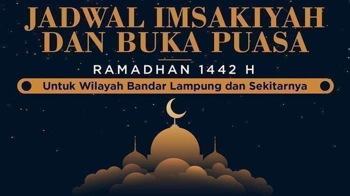 Jadwal Buka Puasa Hari Ini Lampung 8 Mei 2021