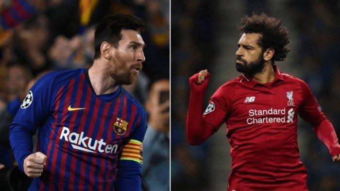 Link Live Streaming Barcelona vs Liverpool Semifinal Liga Champions  Kamis 2 Mei 2019