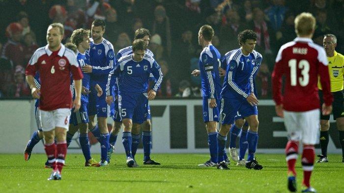 Link Live Streaming Euro 2021, Denmark Dapati Hadangan Finlandia di Laga Perdana Grup B