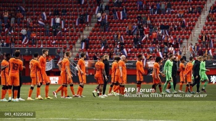Jadwal Euro 2020 Belanda vs Austria, Berikut Head to Head Kedua Tim
