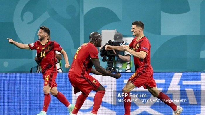 JADWAL Piala Eropa 2021 Denmark vs Belgia 17 Juni 2021 Tayang di Mola TV dan RCTI