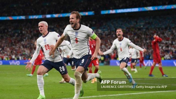 Ilustrasi, Jadwal Euro 2020, grand final 2020 Euro mempertemukan Italia vs Inggris, Antonio Conte ungkap pertahanan The Three Lions tidak lebih baik dari Spanyol