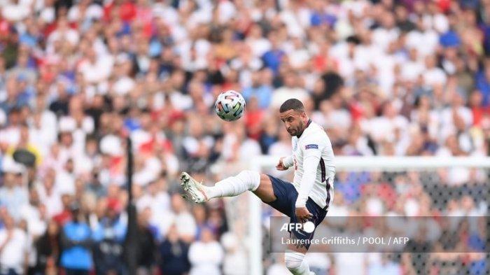 Jadwal Euro 2020 Final Italia vs Inggris, Kyle Walker Targetkan Mendali
