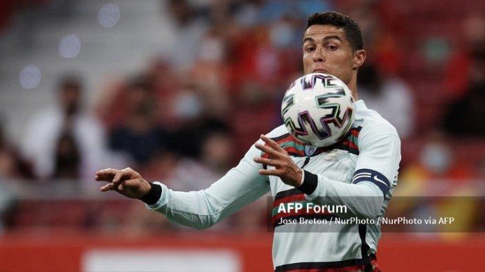Euro 2020, Cristiano Ronaldo Akan Adu Kilau dengan Pemain Muda