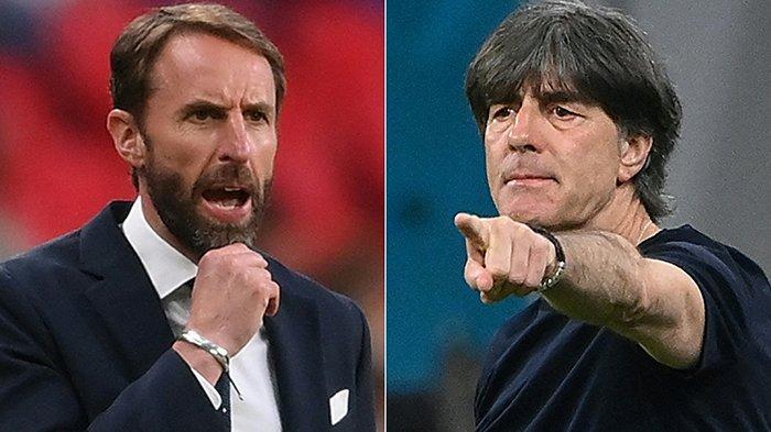 JADWAL Euro 2020 Malam Ini Inggris vs Jerman Pukul 23.00 WIB Tayang di Mola TV