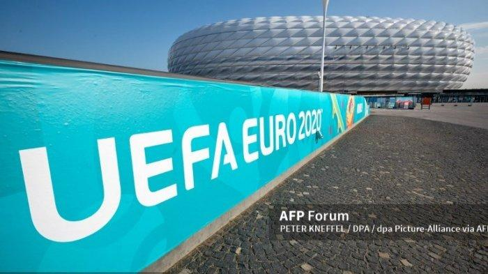 JADWAL Euro 2020 Rabu 16 Juni 2021, Ada Big Match Prancis vs Jerman di RCTI