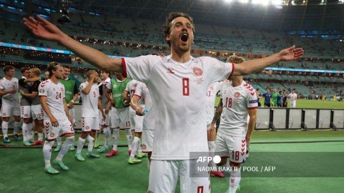 Ilustrasi. Simak, jadwal Euro 2020 memasuki fase semifinal Euro 2020, antara Inggris vs Denmark, pelatih Inggris, Gareth Southgate tak ingin mengulangi kesialan.