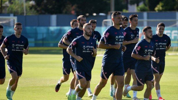 Jadwal Euro 2020, Prediksi Susunan Pemain Kroasia vs Ceko di Laga Kedua Fase Grup D