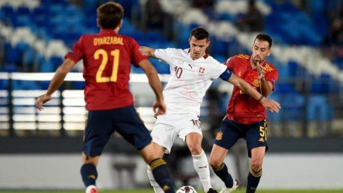 Link Live Streaming Euro 2021 Swiss vs Spanyol, Tayang Malam Nanti