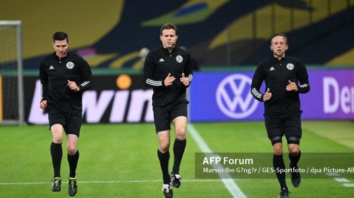 Euro 2021, 18 Nama Wasit yang Resmi Bertugas di Piala Eropa 2020