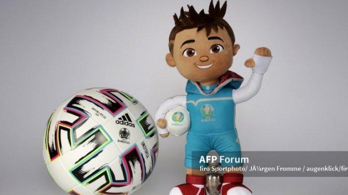 JADWAL Pembukaan Euro 2021, Uniforia Bola Resmi Piala Eropa, Lihat Maknanya